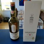 Lagavulin Islay Single Malt Scotch Whisky 8yo