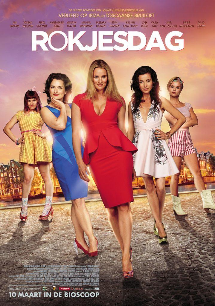 Film : Rokjesdag (2016)