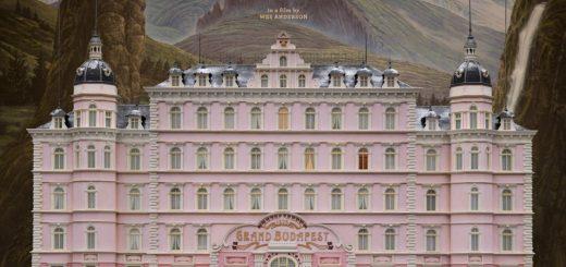 Film : The Grand Budapest Hotel (2014)