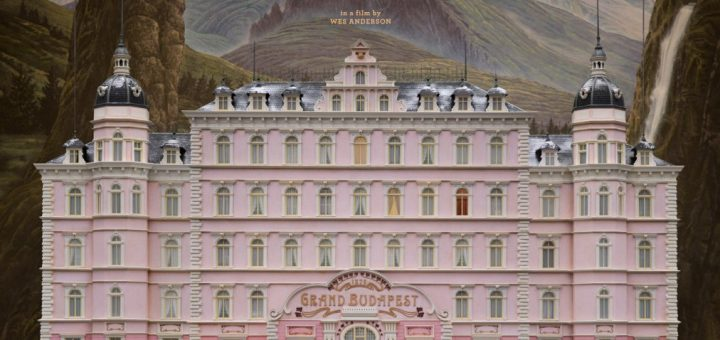 Film : The Grand Budapest Hotel (2014)