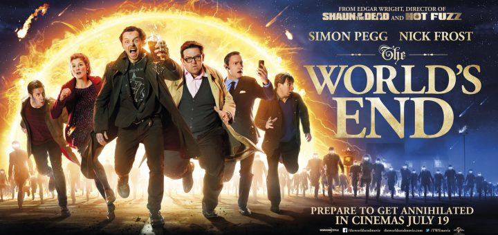 Film : The World's End (2013)