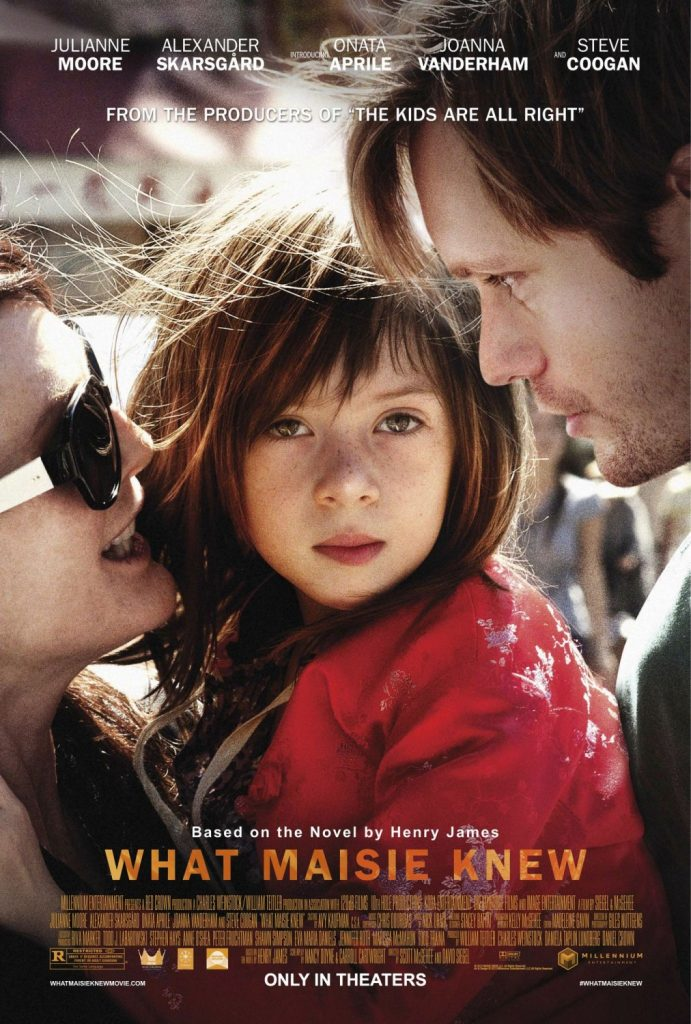 Film : What Maisie Knew (2012)