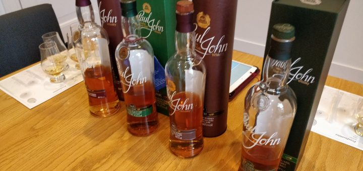 Masterclass Paul John Single Malt Whisky