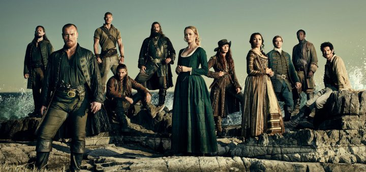 TV Serie : Black Sails