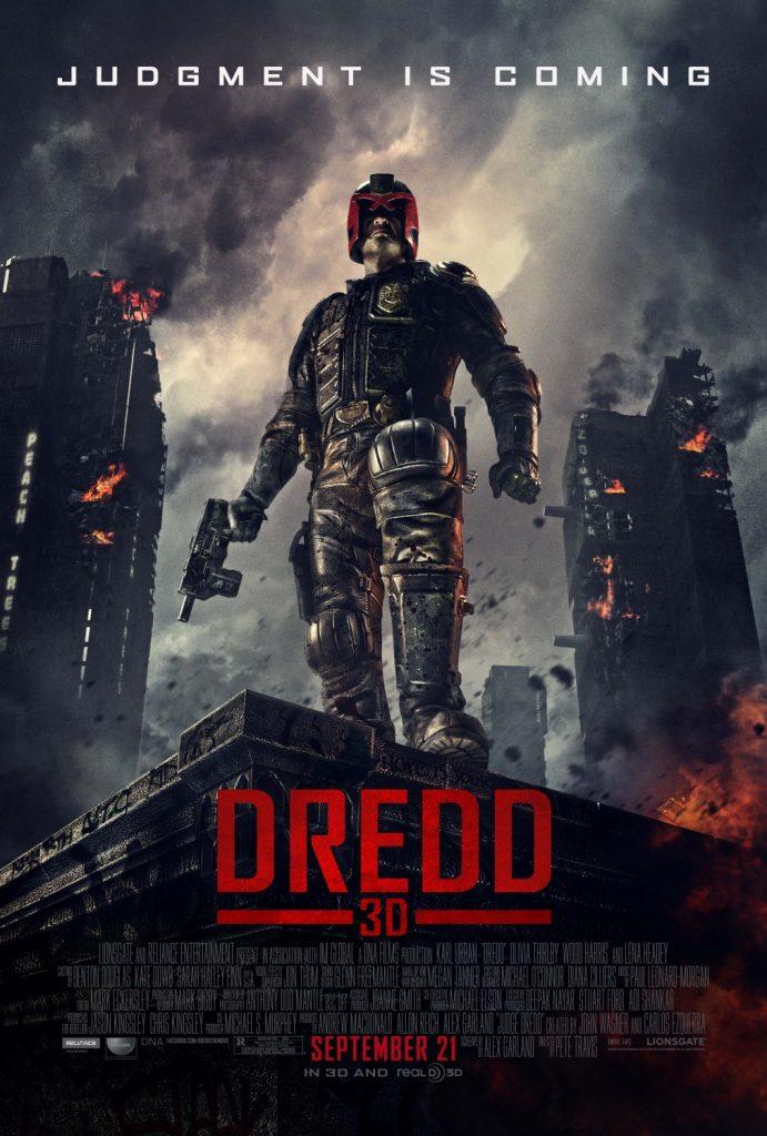 Film : Dredd (2012)