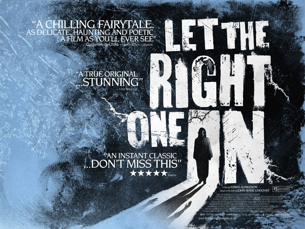 Film : Let the Right One In (2008)