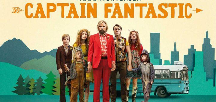 Film : Captain Fantastic (2016)
