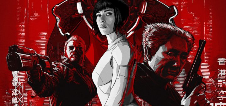 Film : Ghost in the Shell (2017)