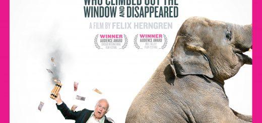 Film : De 100 jarige man die uit het raam klom en verdween (2013)