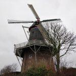 Een molen in Eenrum