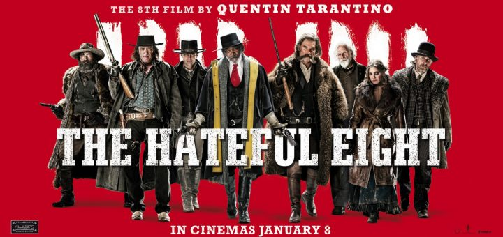 Film : The Hateful Eight (2015)