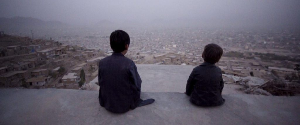 Film : Kabul, City in the Wind (2018)