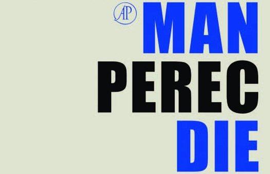 Boek : Georges Perec - Een man die slaapt