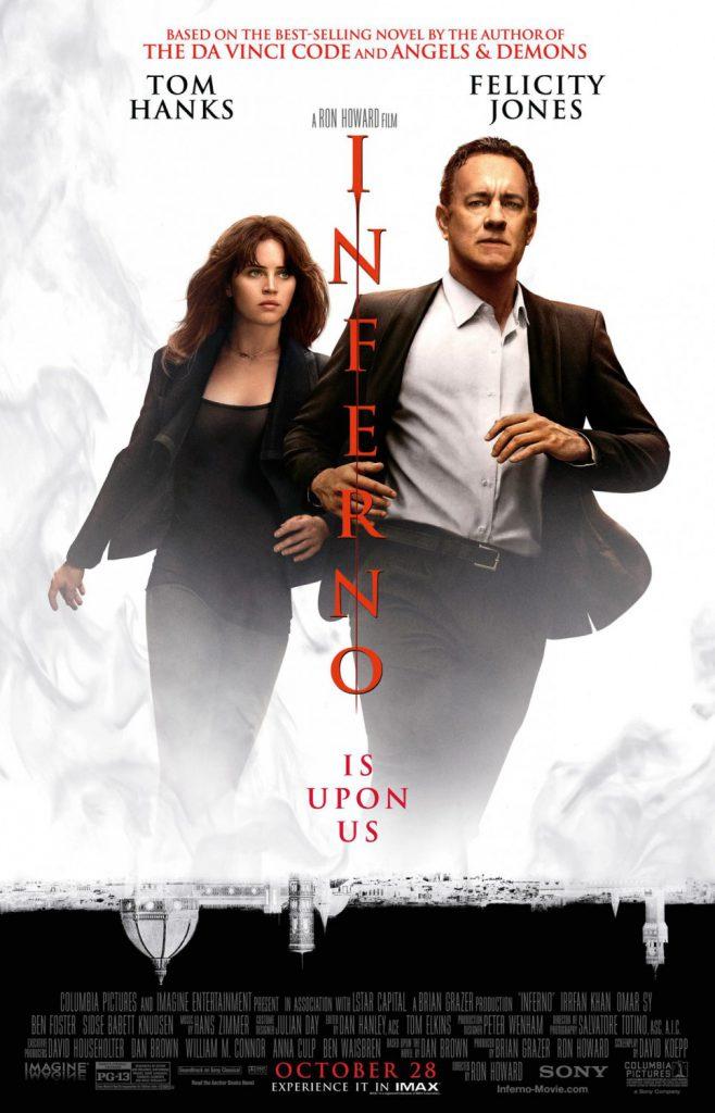 Film : Inferno (2016)
