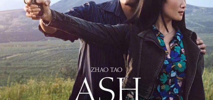 Film : Ash is purest White (2018)