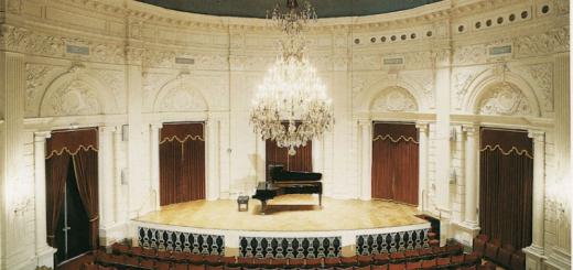 Het Concertgebouw : Kleine Zaal