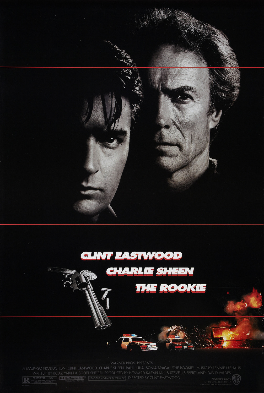 Film : The Rookie (1990)