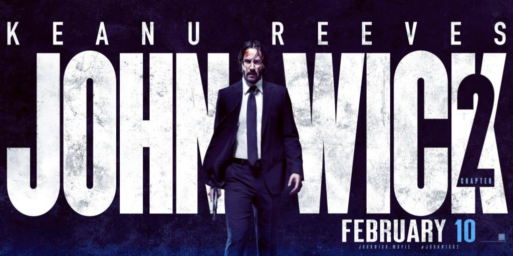 Film : John Wick - Chapter 2 (2017)