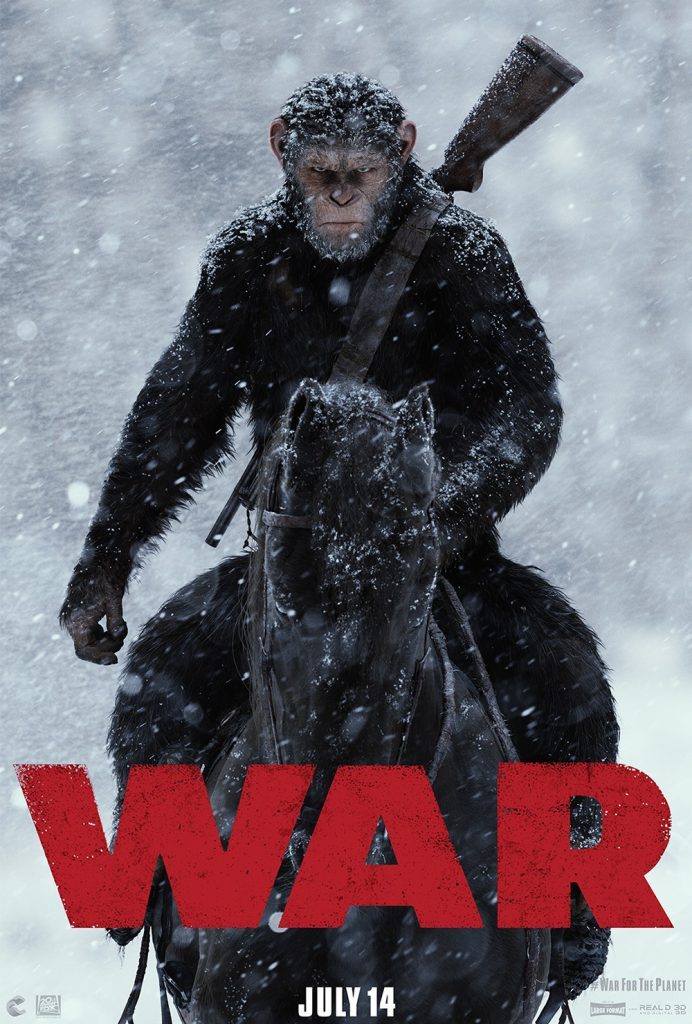 Film : War for the Planet of the Apes (2017)