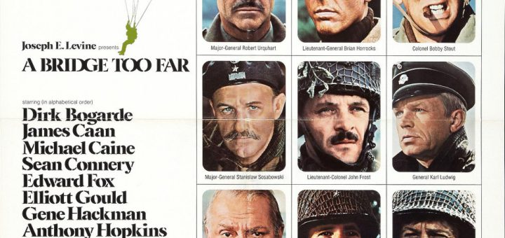 Film : A Bridge Too Far (1977)