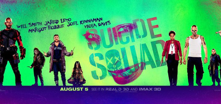 Film : Suicide Squad (2016)