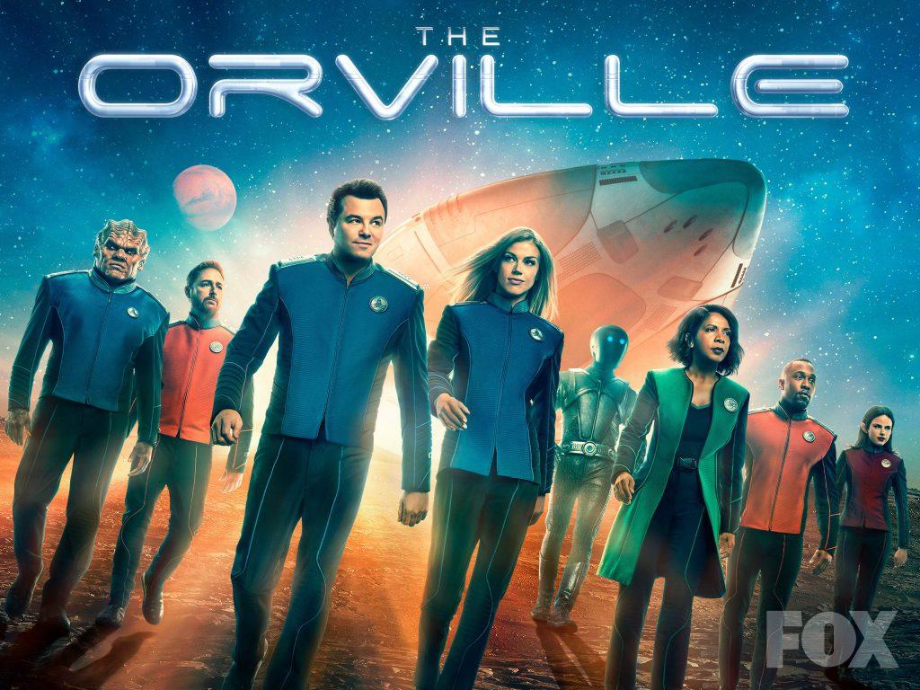 TV Serie : The Orville