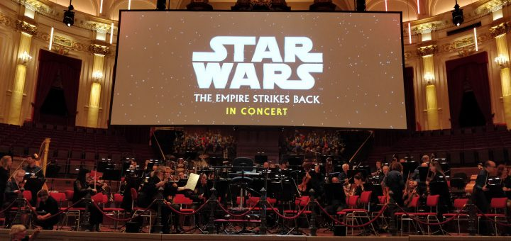 Star Wars : The Empire Strikes Back in Concert