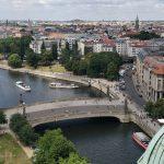 Uitzicht vanaf de Berlijnse Dom