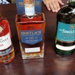 Kleine Whisky Proeverij - De Line-Up Deel 2