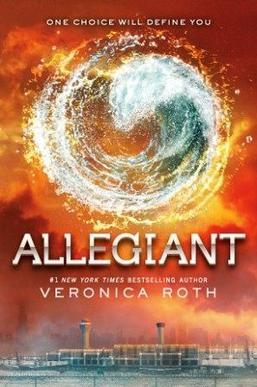 Boek : Veronica Roth - Allegiant