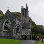 Gotische Kerk bij Kylemoore Abbey