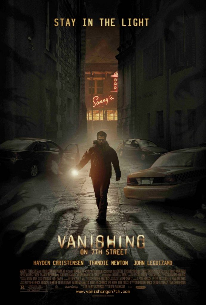 Film : Vanishing on 7th Street (2010)