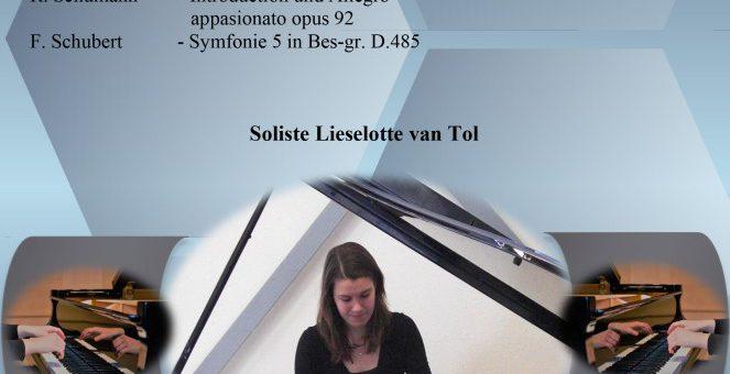 Concert : Sinfoniette Voorschoten - Liefde, passie en andere ongemakken
