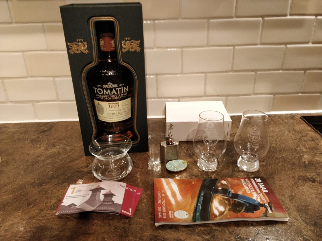 International Whisky Festival 2019; De Buit