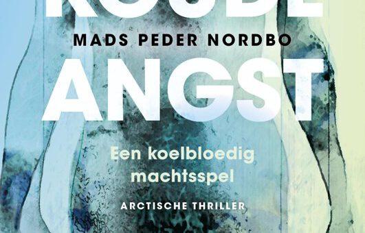 Boek : Mads Peder Nordbo - Koude Angst