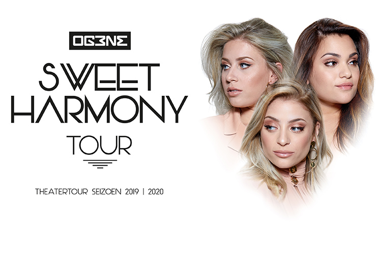 Concert : OG3NE - Sweet Harmony Tour (Poster)