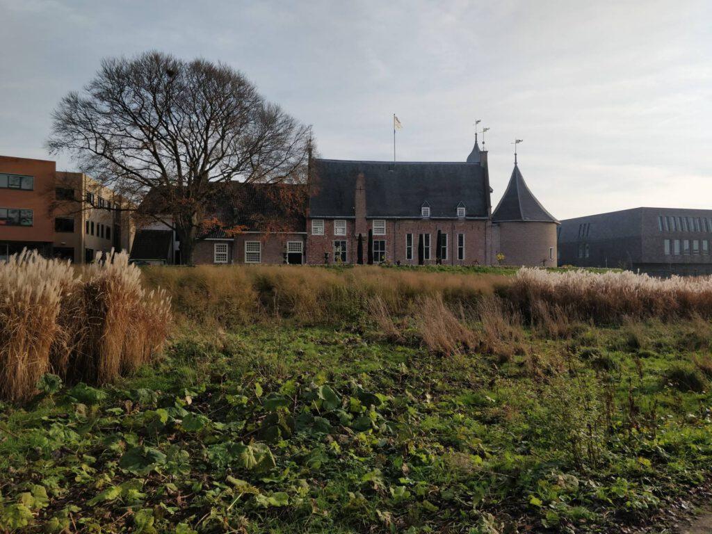 Het Kasteel van Coevorden