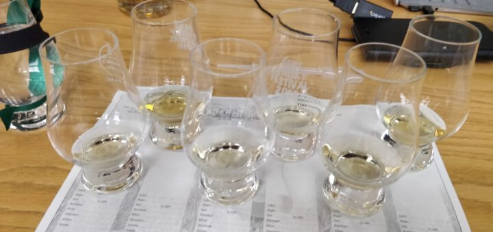 That Boutique-Y Whisky Tassting : The Glasses