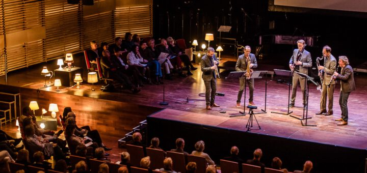 Concert : Calefax - Pan '19