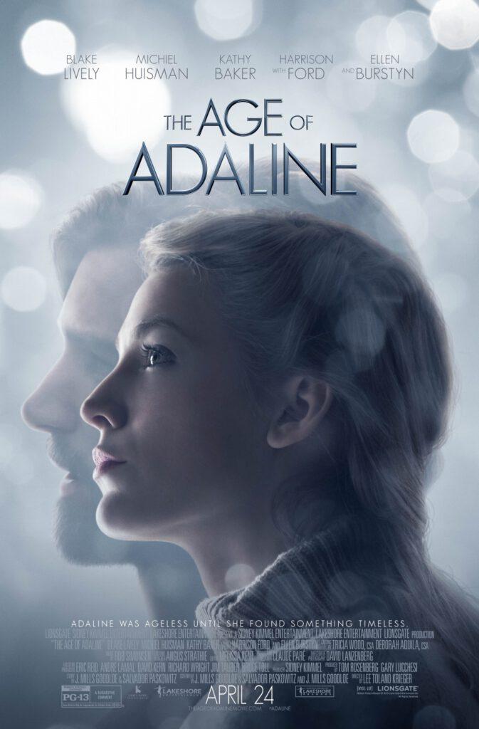 Film : The Age of Adaline (2015)