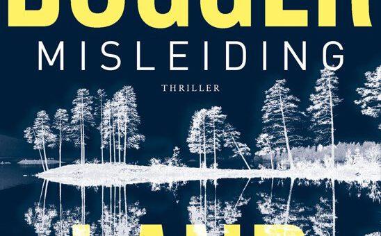 Boek : Maria Adolfsson - Doggerland 1, Misleiding