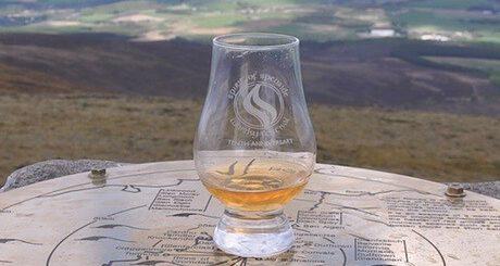 Tasting Whisky - The Classics; The Logo