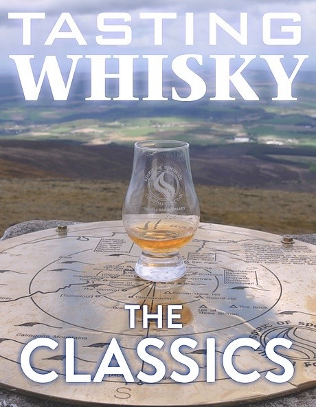Tasting Whisky - The Classics; The Logo