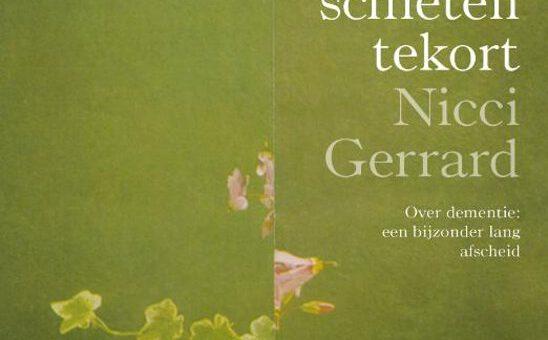 Boek : Nicci Gerrard - Woorden schieten tekort