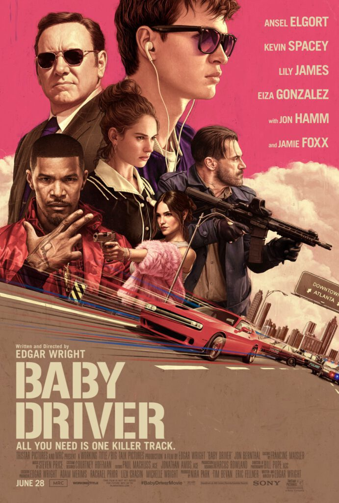 Film : Baby Driver (2017)