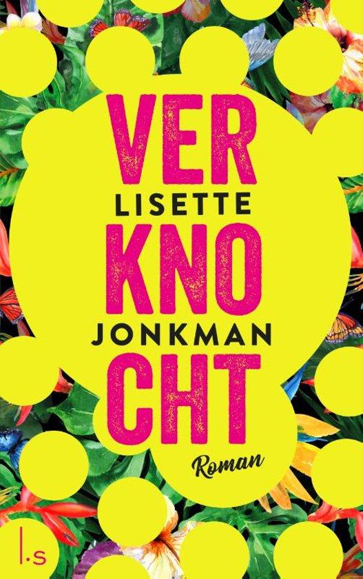 Boek : Lisette Jonkman - Verknocht