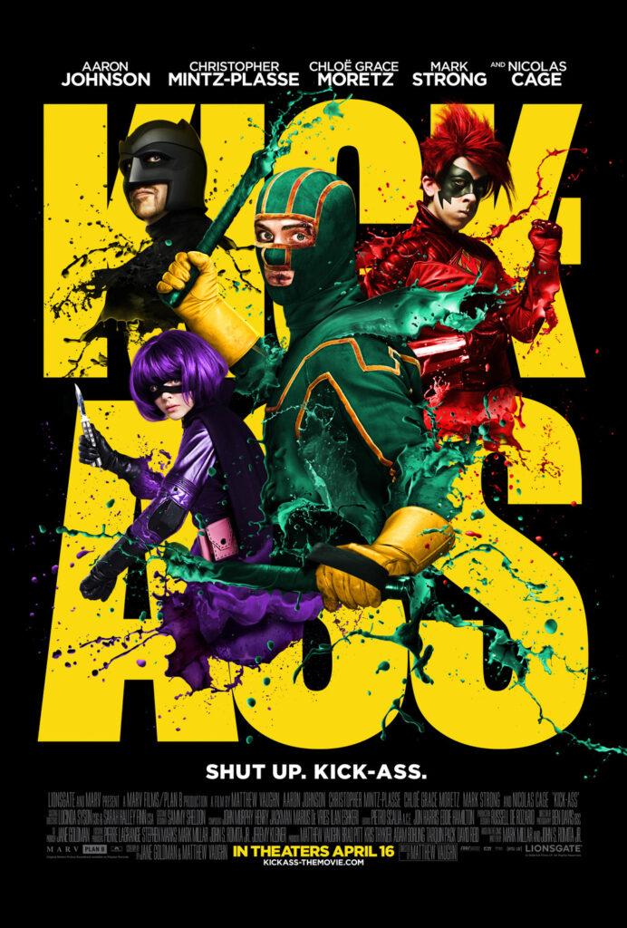 Film : Kick Ass (2010)