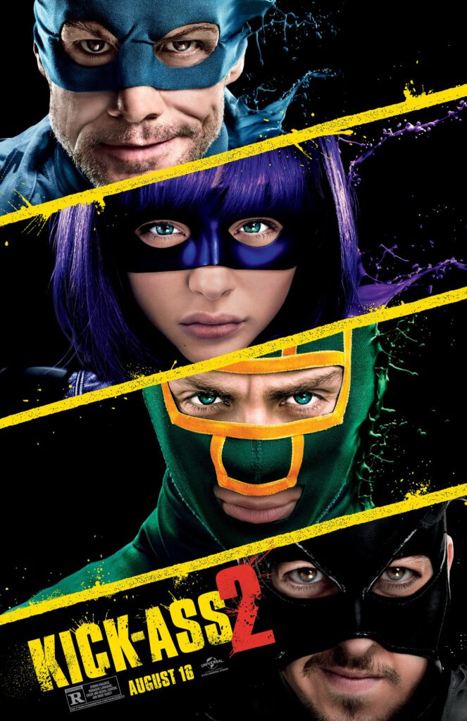 Film : Kick-Ass 2 (2013)
