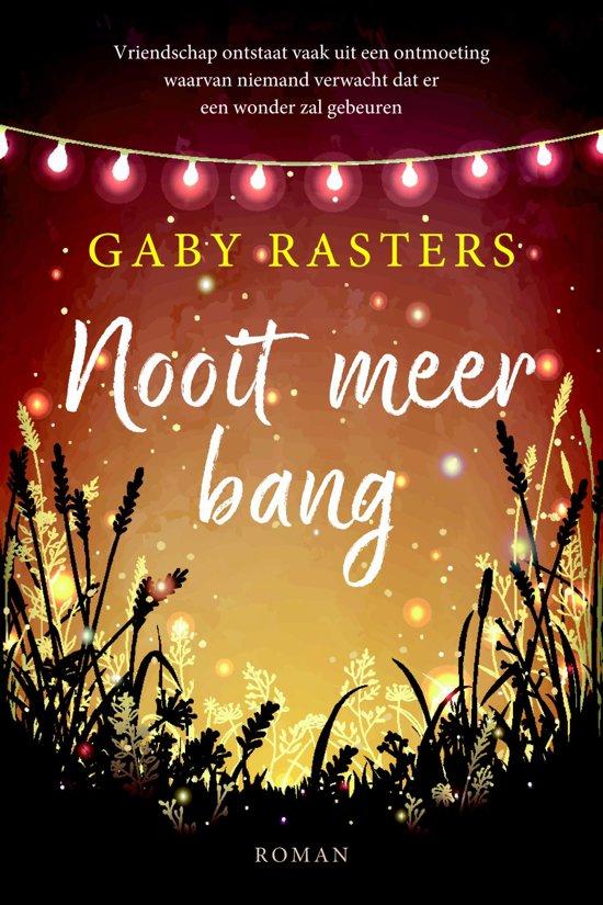 Boek : Gaby Rasters - Nooit meer bang