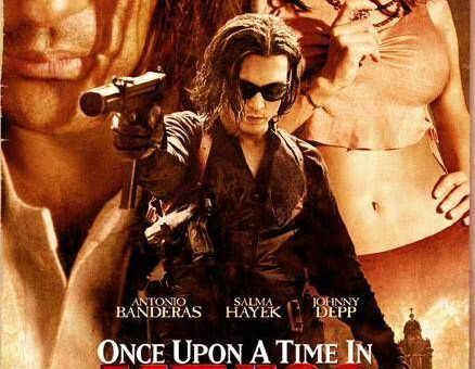 Film : Once Upon a Time in Mexico (2013)
